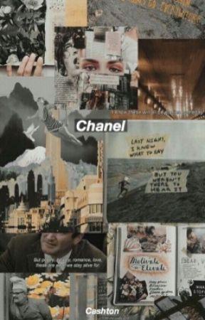 Chanel ✯  Cashton✔️ by fakestlukestan