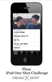 Phan - iPod One Shot Challenge (Gay Love Stories) | Requests Open by Chelsea_Artist