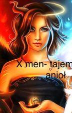 X men- tajemniczy anioł  by LunaCouffaine