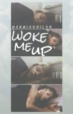 woke me up [niall horan] by NarniaSailor