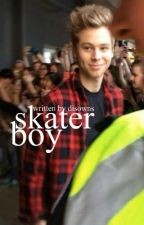 skater boy • luke hemmings [au] by disowns