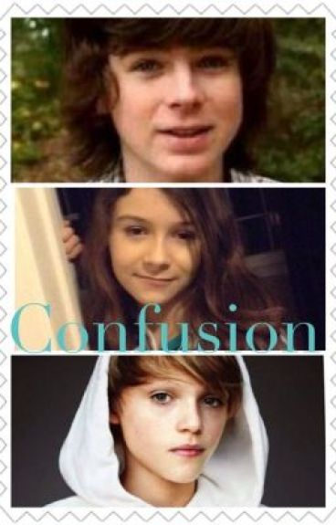 confusion mingus reedus chandler riggs fanfic