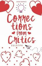 Corrections from Critics by SulatPH