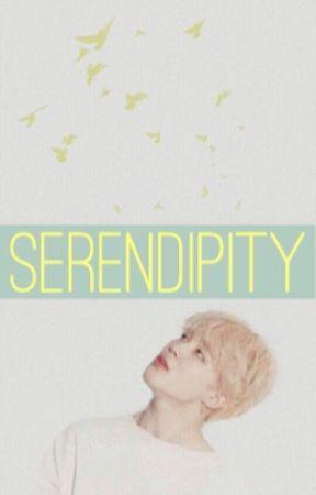 ¥ Serendipity ¥ Park Jimin by sou_eu_Marina