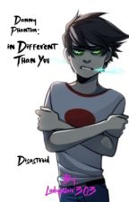 Danny Phantom in:Different than you(after disastroid) by LadyNoir303
