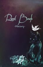 Nouveau Rantbook  by -Hirony-