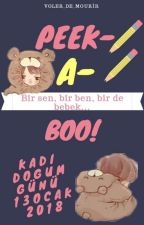 Peek-a-Boo || #PeeKaDiBoo by voler_de_mourir