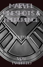 Marvel Preference und OneShots Deutsch (slow update) by twitti10