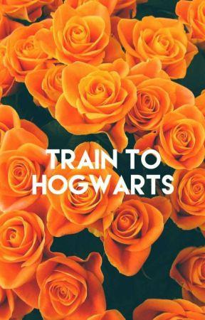 Train To Hogwarts; short story by izzythewonderer