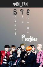 BTS profiles by IOI_fan