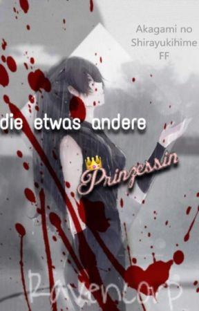 die etwas andere Prinzessin - Akagami no Shirayukihime FF by Ravencorp