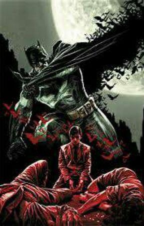 Batman by Camthegoldenwolf
