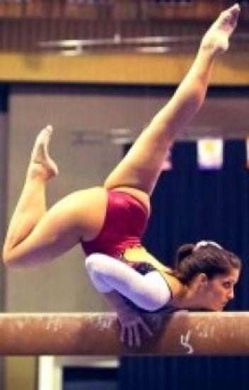Gymnast Leotard Rips Uncensored