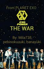 THE WAR - EXO by Mila735