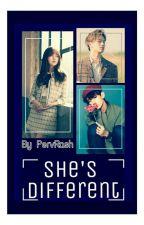 She's Different |KSH×KTH×YSJ| by PervRash