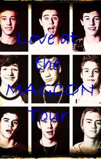 Love at MAGCON Tour (MAGCON BOYS Y TU)