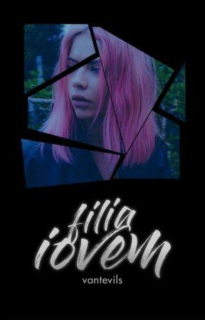 FILIA IOVEM ➳ PERCY JACKSON by SummerBlck_
