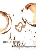 underneath paris // larry by fiveboyswithonedream