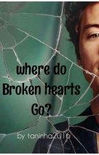Where do broken hearts go by taninha2016