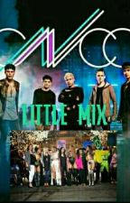 Little Mix y CNCO by DulceSalazar_4