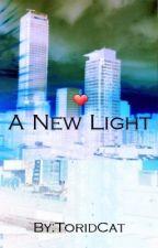 A New Light(Frisk x Sans) by ItsMeKirito12