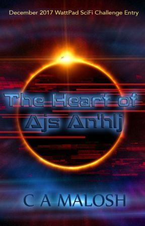 The Heart of Ajs An'hlj by CAMalosh