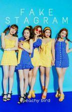 Red Velvet Fakestagram by peachybird