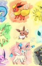 Ask or Dare the EEVEELUTIONS!!!!! by Force14Gaming2004