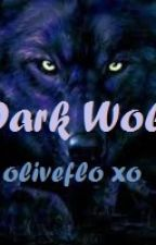 Dark wolf by Oliveflo