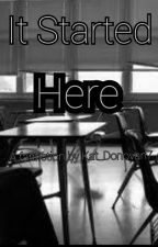 It Started Here (The Wanted Fan Fic) by Kat_Donovan7