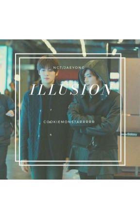 Illusion || Jaeyong by cookiemonstarrrrr