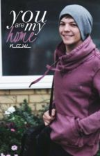 you are my home now ➸ larry by meandmyfall
