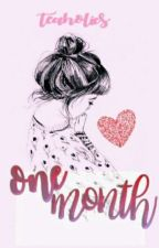 one month {√} by teaholics