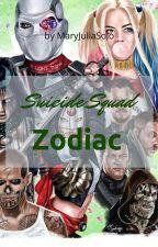 SuicideSquad Zodiac by MaryJuliaSolo