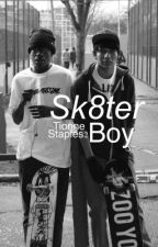 No. 1: Sk8ter Boy by TionneStaples2