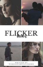 Flicker [Paul Lahote]  by wordsofamuggleborn