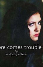 Here comes trouble • Dean Winchester by novacarpediem