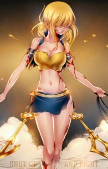 The revenge of Lucy Heartfilia