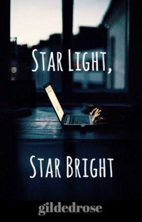 Star Light, Star Bright by Bluepenwonderland