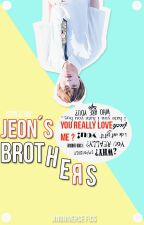 JEON'S  BROTHERS by JinUniverse