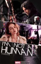 I'm Not A Human || Bucky Barnes by MysteriousgirlSQ