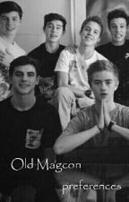 Old Magcon | imaginy i preferencje  by MadeelleineObrien