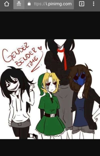 Abused none emotional superpower reader x fem creepypasta - Silly