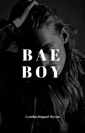 BAE BOY by CynthiaDagnal-Myron
