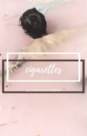 cigarettes ▪ stylinson by asterillie