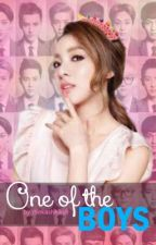 Diary ng One of the Boys (EXO fanfic) by Remedyos