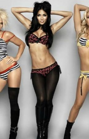 Ashley Roberts And Nicole Scherzinger by keke_girlz