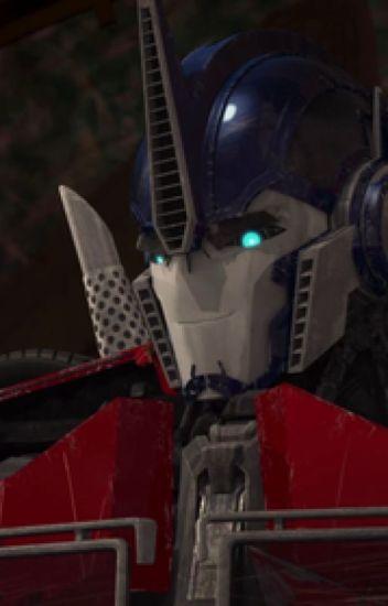 Optimus Prime (TFP) x reader | Autobot - Queen Under the