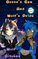 Ocean's Gem and Wolf's Pride by -Lazuli_