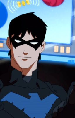 Nightwing young justice x reader former partner y n pov wattpad - Pictures of nightwing from young justice ...